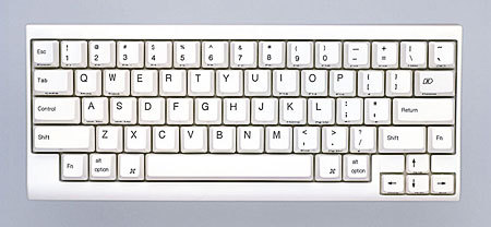 Happy Hacking Keyboard for Mac